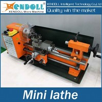 Hot sell!!! Newest Hobby mini lathe XD0618