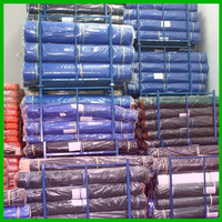 DEBRIS NETTING - 2M X 50M Blue Scaffolding, Allotments, Fencing