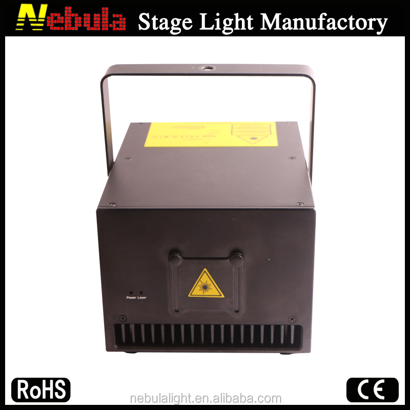 3W~4 W DJ RGB laser full color Animation Laser Light dj lights