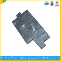 Cast Iron Elevator Counterweight Block, 32 ~ 52KG Loading Weight