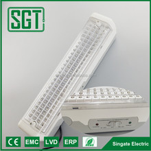 Multifunctional high quality 100pcs duration time 8 hours Lithium battery led emergency light rechargeable for indoor outdoor