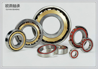 Low friction 7318 angular contact ball bearing