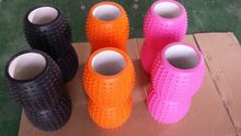 New Design Peanut-shape Yoga Foam Roller for Muscle Massage