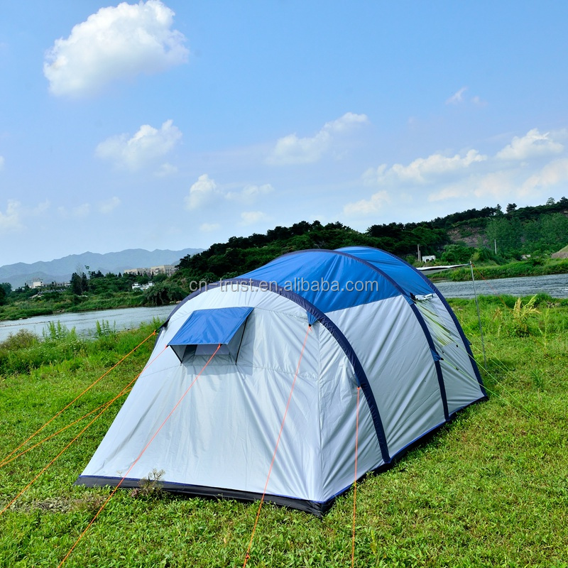 High Quality Luxury Family Waterproof Camping Tent Equipment China