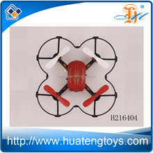 2.4G 4CH Mini RC Skull drone quadcopter UFO professional aerial photography drone with cool LED Light