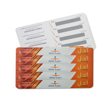 Factory direct supply scratch card generator/scratch card printing company