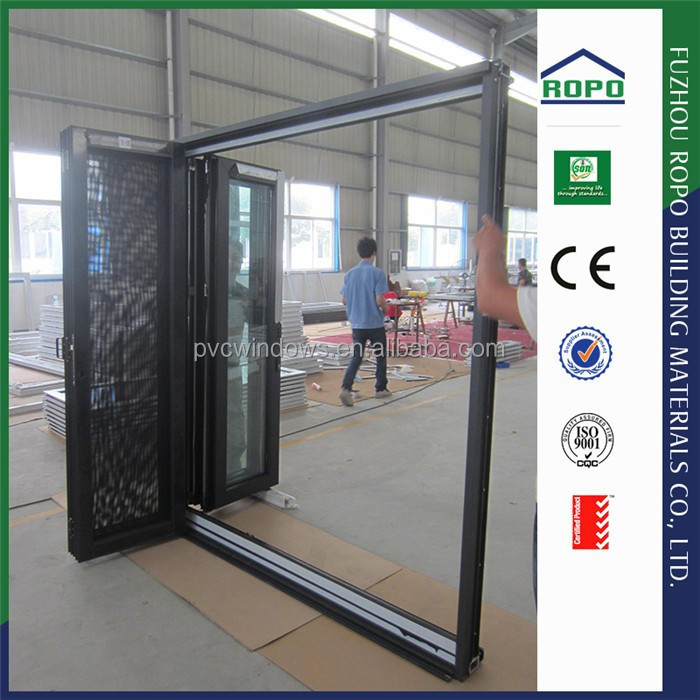 Excellent Material Factory Directly Provide outdoor folding door