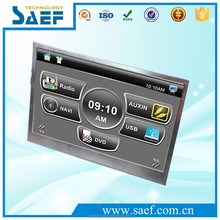 800*600 wide voltage and temperature 8 inch lcd touch panel with RS232 / TTL Interface