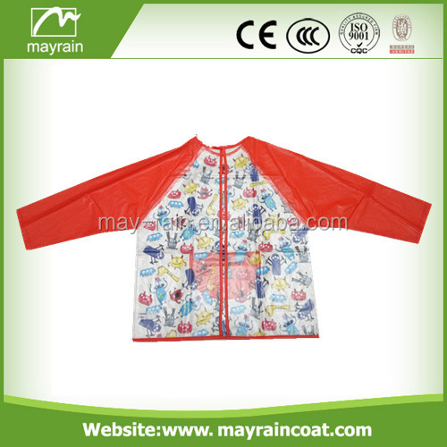 2017 New Design Full Printing PVC Drawing Apron
