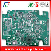 FR4 Multilayer PCB Design and PCB Assembly