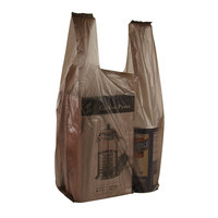 Multi color Recycled materials Plain T-Shirt Merchandise bags