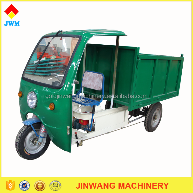 skillful manufacture gasoline motor tricycle for cargo