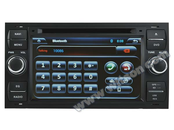 WITSON ANDROID 4.2 CAR DVD GPS RADIO PLAYER FORD MONDEO 2003-2007/GALAXY 2005-2007/FUSION 2006-2011 WITH A9 CHIPSET 1080P