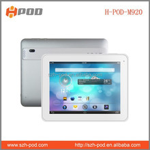 2014 no name tablet pc 9.7 inch android 4.4.2 os allwiinner a31s quad core 1.2ghz x4