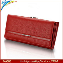 8 Colors students <strong>Wallets</strong> New Fashion Solid Female <strong>Wallet</strong> Clutch Change Purses Carteira Feminina 3 layers Purse