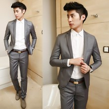 China Product Latest Design Top Brand Men Formal Coat Pant Weddings Suits