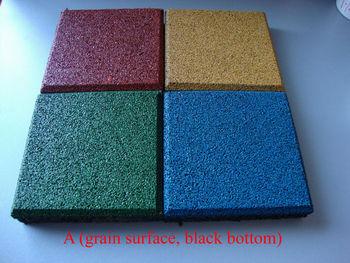 Safety rubber mat outdoor rubber flooring outdoor for Outdoor safety flooring