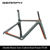 SERAPH Direct Double Mount Brake Carbon Aero Design Road Bike Frameset with Fork and Seatpost