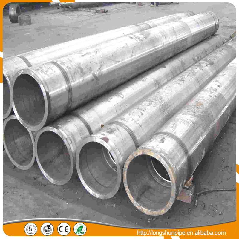 Oil transport ASTMA335 P15 seamless steel pipe for gas transport
