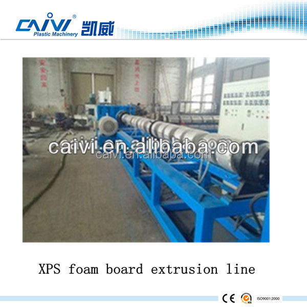 Freon Foaming Agent XPS Machine