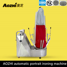 AOZHI automatic portrait ironing machine (garment finisher)