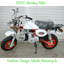 Powerful 4 Stroke Monkey Bike 125CC Motorcycle with Manual Clutch