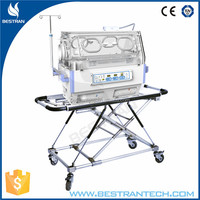 hospital baby care equipments mobile electric infant incubator factory