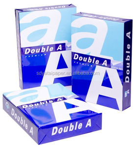 Double A A4 Copy Paper 70gsm 75gsm 80gsm