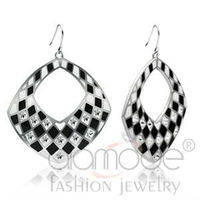 Hot sell special stainless steel drop earring jewelry