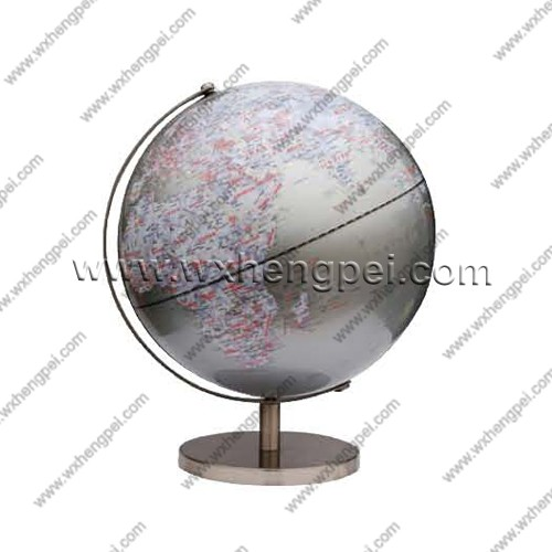 High definition map globe