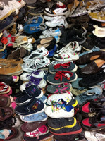 Wholesale 2015 Super Graded Bulk fairly used shoes