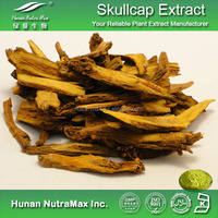 2016 China Manufacture Sell Natural Baical Skullcap Root Extract/Scutellaria lateriflora Powder with 98% Baicalin HPLC