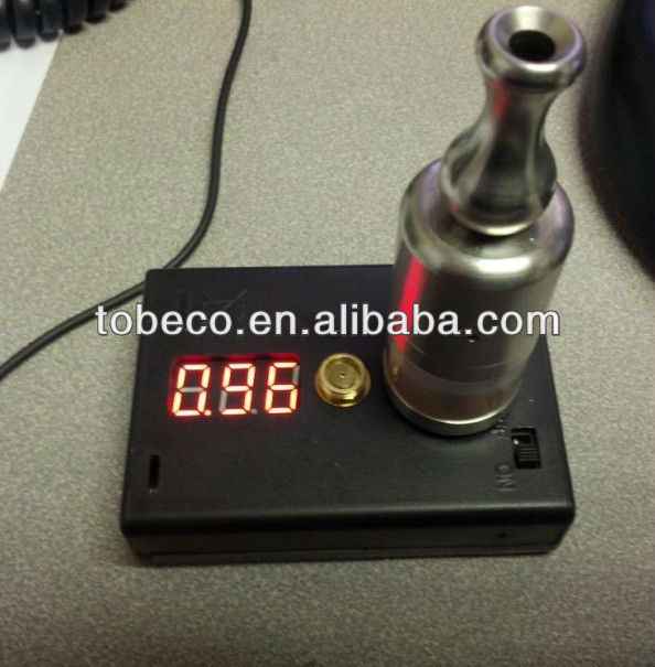 Sex & hottest ecigarette Cartomizer and Atomizer Ohm Meter