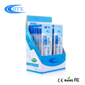 2017 factory price disposable 500 puffs electronic cigarette 320mah Free OEM E-cigarette