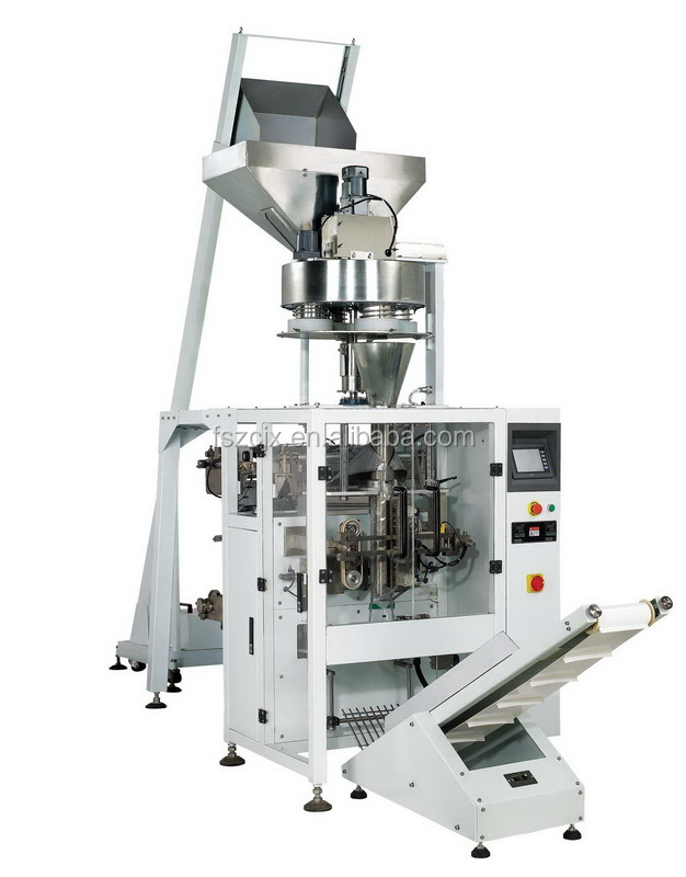 Foshan Fast Speed Vertical Automatic Pouch Packing Machine For Pet food ZCLB-420BZ