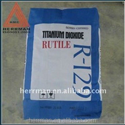 High quality competitive price titanium dioxide rutile grade for outdoor paint