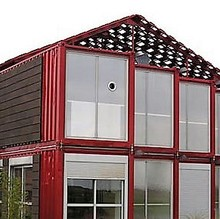 Economical Living Prefab Portable Cabin Container House