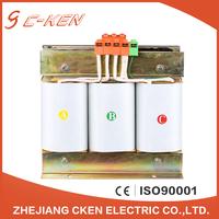 Cken 380V 220V 110V Output Voltage Encapsulated Arc Furnace Electric 3 Phase Voltage Regulator