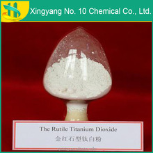 RUTILE TITANIUM DIOXIDE TIO2 USE FOR PAINT