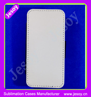 JESOY Promotional Price Sublimation Flip Leather Phone Case Back Cover For Samsung Galaxy Note 2