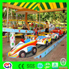 Amusement park rides playground kids electric car with assurance