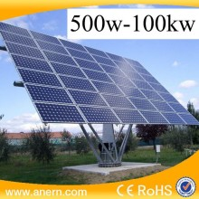 2000W Roof Solar Panel System For Home With Off Grid Inverter