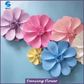 Colorful Artificial Wholesale Handmade Foam Rose Flower For Backdrop Decoration
