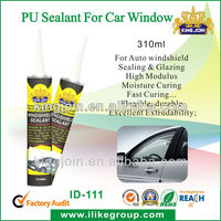 High quality Car windows polyurethane sealant 310ml
