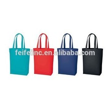 Shopping bags, nonwoven, for promotional purposes