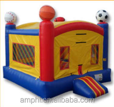 Sports Arena For Sale,inflatable bouncer stands,sports themed moon bounce