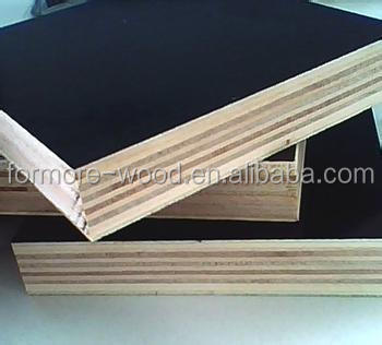 black film faced plywood/marine plywood manufacture