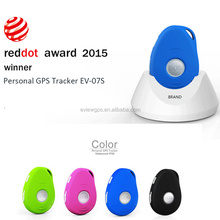Portable Mini Key Chain long distance gps tracker for kids