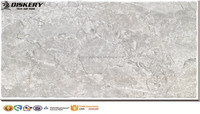 grey color porcelain tiles inkjet rustic wall tiles low water absorbation bathroom tiles