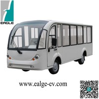 15 passenger mini bus with aluminum hard door--EG6158KF